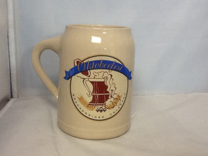 Commemorative 0.5 Liter Beer Stein from Breckenridge Oktoberfest