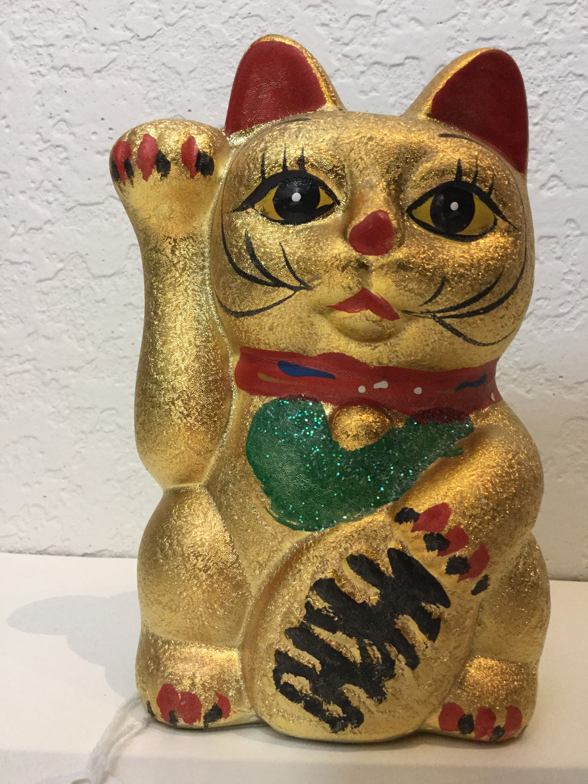 Chinese Gold Cat