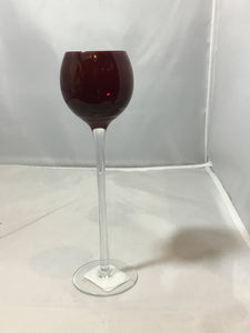 Red Cordial Glass