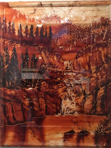 """Copper Falls"" - Van Kelly"