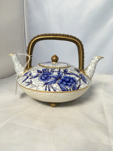 Asian Double Spouted Teapot
