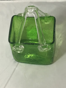 Green Glass Purse - eet
