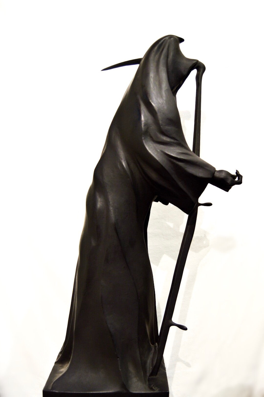 """Date with Death"" Sculpture - Phil Spanier"