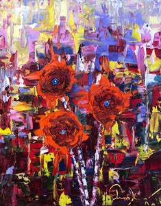 """Dancing Blooms"" - Tim Kenney"