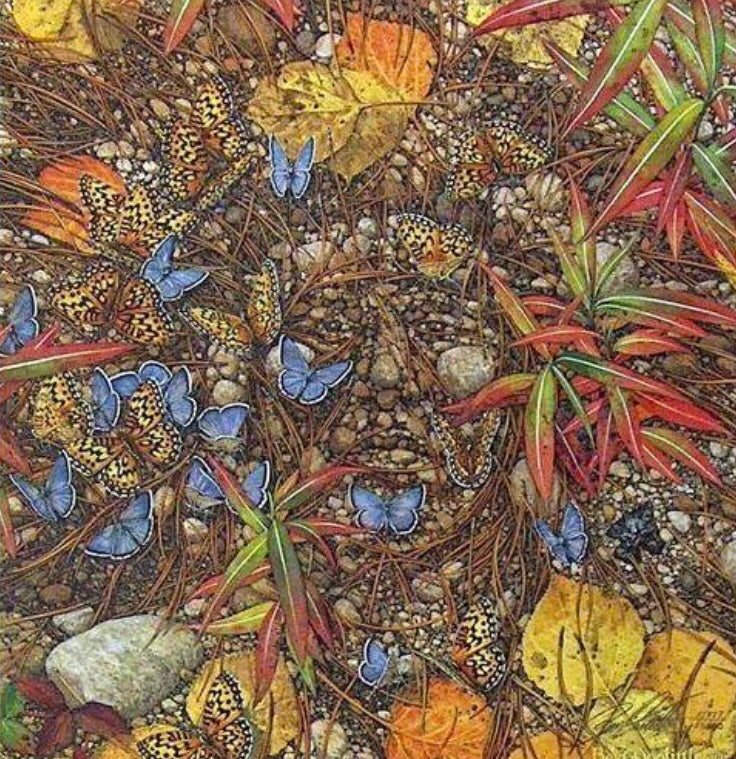 New Magic by Bev Doolittle