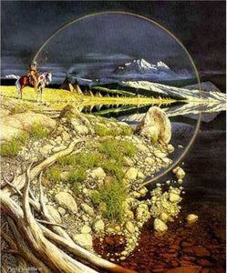 The Sentinel by Bev Doolittle