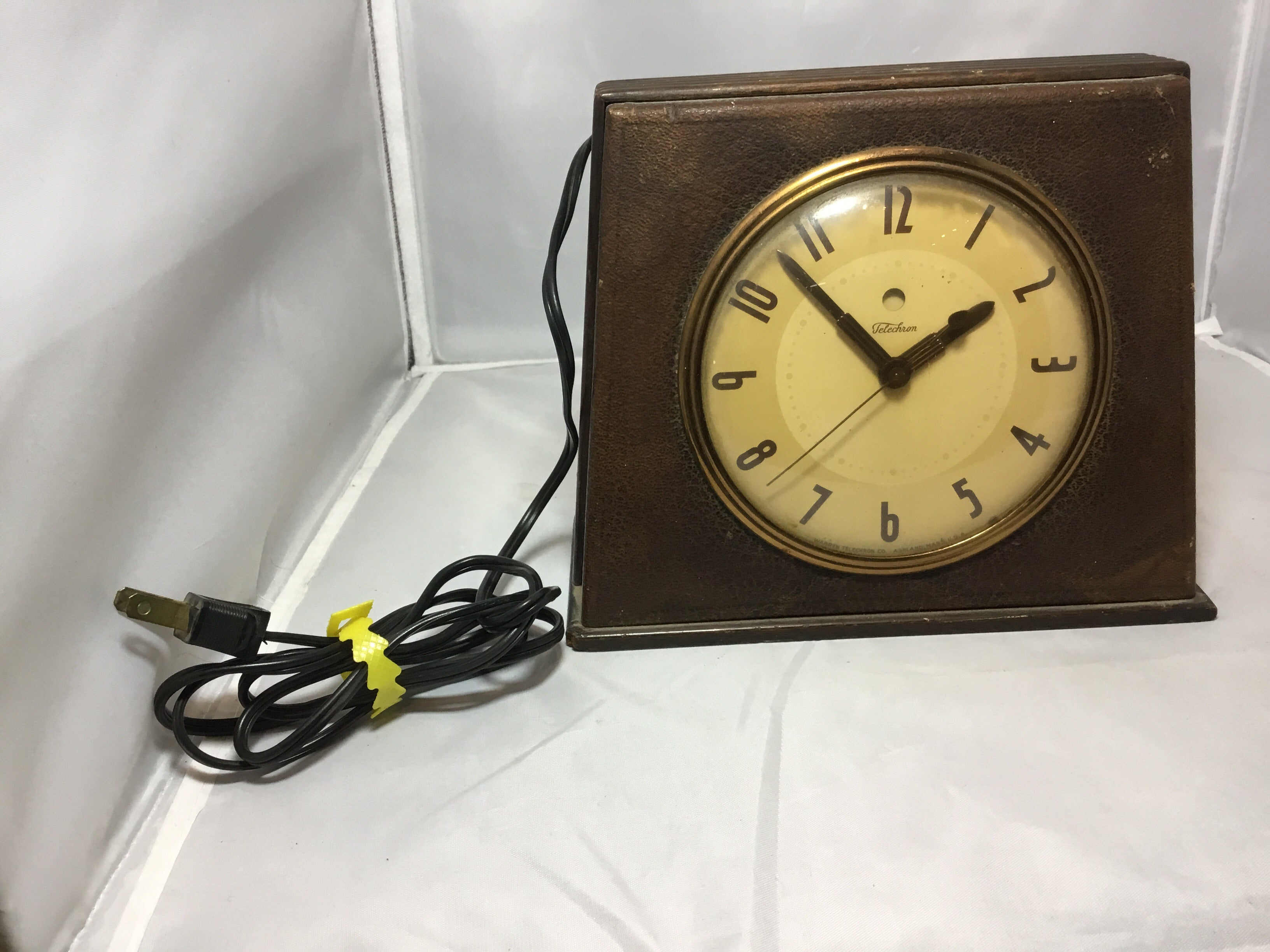 Warren Telechon Clock