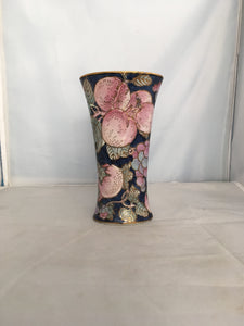 "6.5"" Tall Chinese Toyo Ceramic Floral Vase"