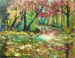 """Quiet Autumn Brook"" - Bernard Coppe"