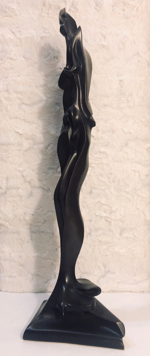 """Mystique"" sculpture by Phil Spanier"