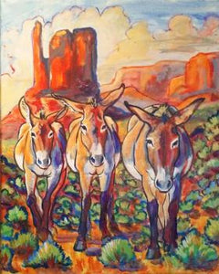 """Three Amigos"" by Jenn Cunningham"