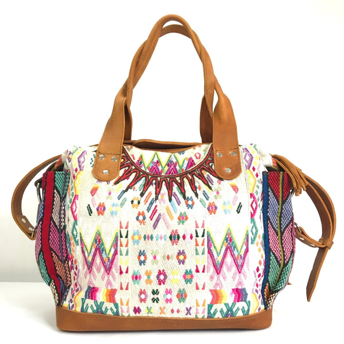 Tenango CDB - One-of-a-kind Convertible Day Bag