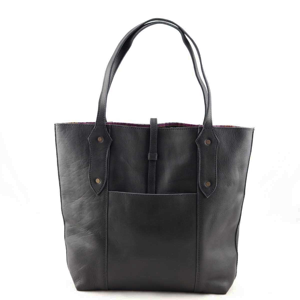 Antigua Mini Leather Tote