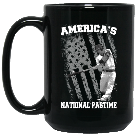 who's on first america's national pastime 15oz coffee mug black