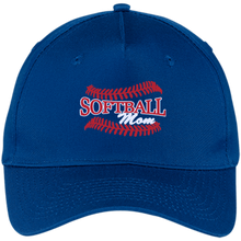 Softball Mom, Dad Cap