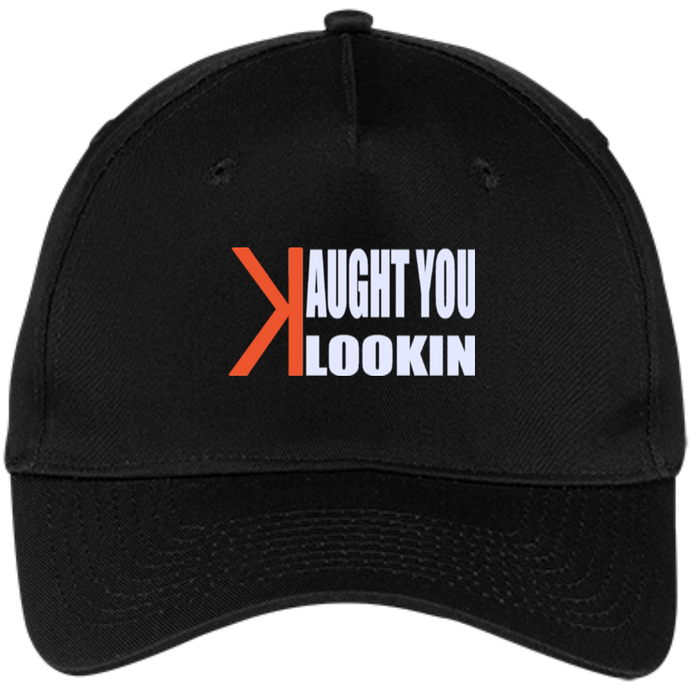 Kaught You Lookin, Dad Cap