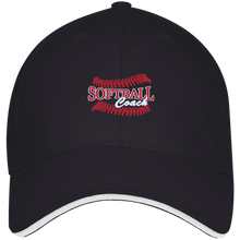 Softball Coach, Structured Cap