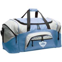 Large Sports Duffel