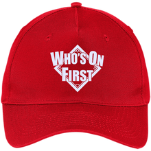 Who's On First, Dad Cap