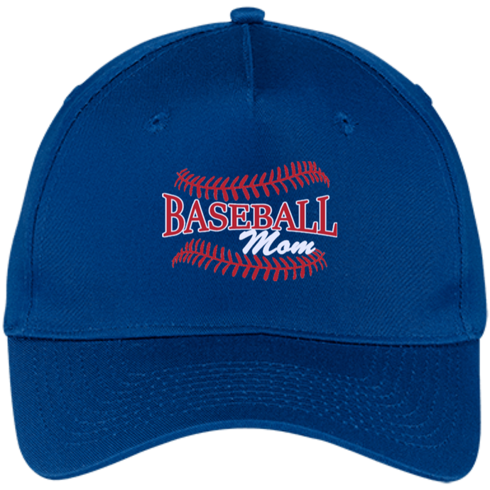 Baseball Mom, Dad Cap