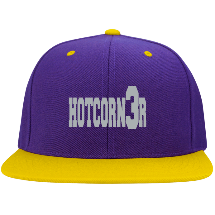 Hotcorn3r, Flat Bill Snap Back