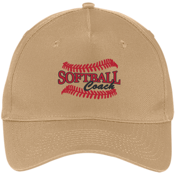 Softball Coach, Dad Cap