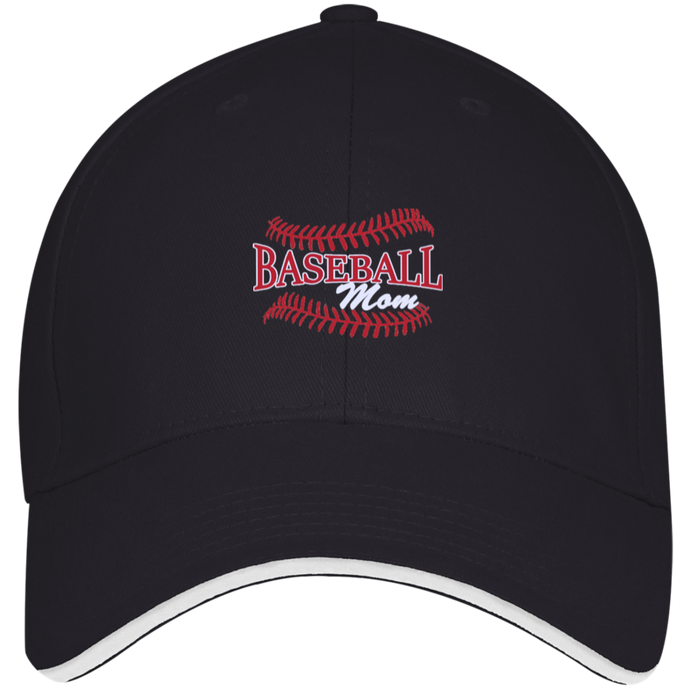 Baseball Mom, Structured Cap