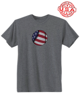whos on first american baseball shirt athletic heather