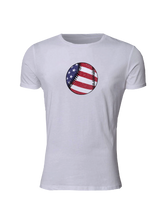 whos on first american baseball slim fitted shirt white