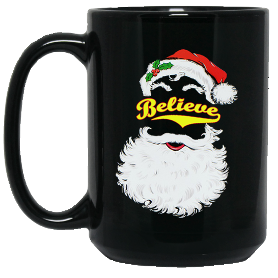 Believe Softball, 15oz Mug