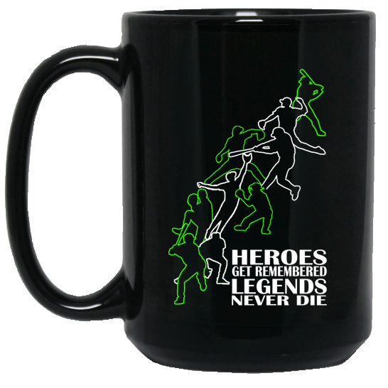 who's on first heroes and legends 15oz coffee mug black
