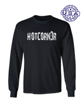 who's on first hotcorn3r long sleeve shirt black