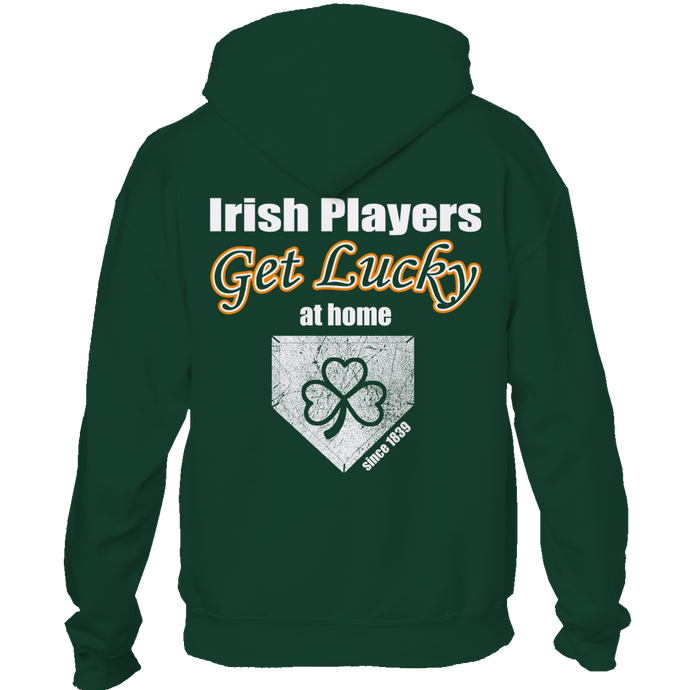 Irish Players Get Lucky, Hoodie