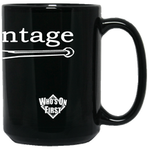 Lefty Advantage, 15oz Mug