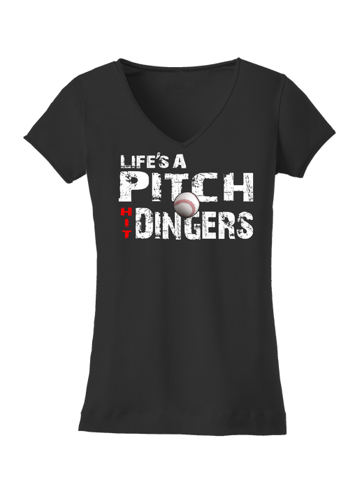 Life's A Pitch, Hit Dingers