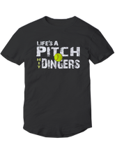 Life's A Pitch, Hit Dingers - Softball - Youth