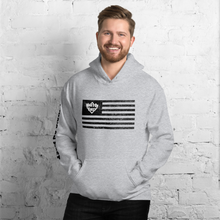who's on first america's pastime hoodie american flag with logo sport grey