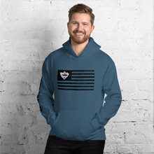 who's on first america's pastime hoodie american flag with logo indigo