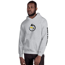 who's on first hoodie around the horn sport grey
