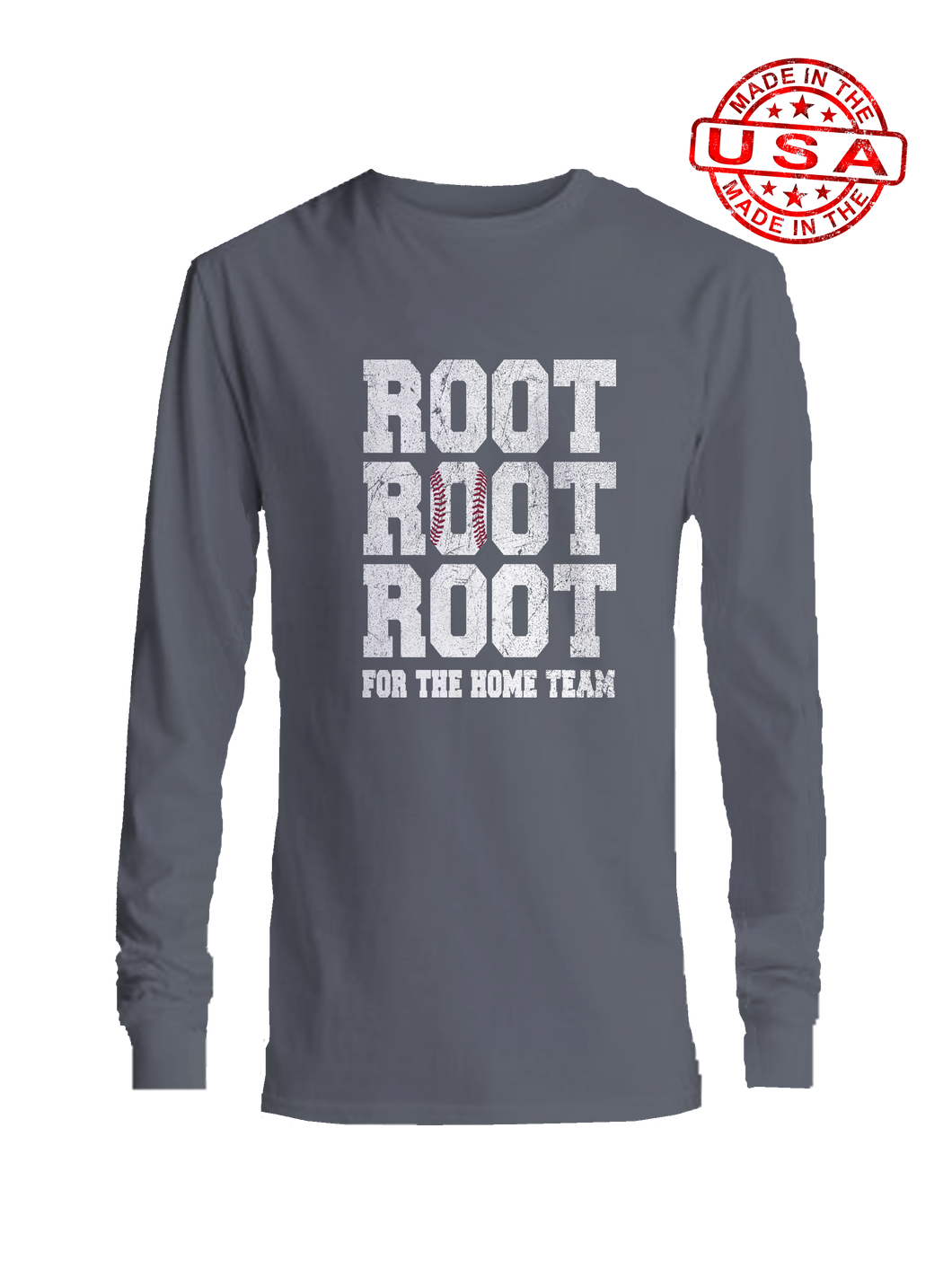 Root Root Root, Long Sleeve