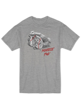 who's on first squeeze play youth shirt grey triblend