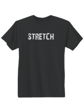 who's on first stretch youth t-shirt black