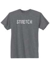 who's on first stretch youth t-shirt heather
