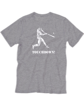 who's on first touchdown youth shirt asphalt