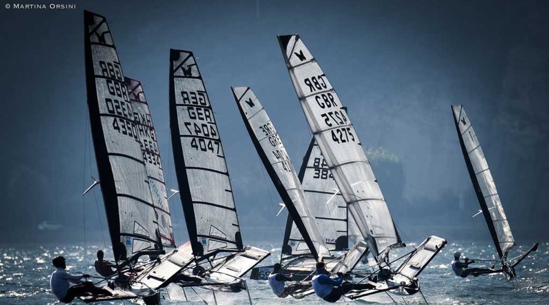 Looking at Foiling Week