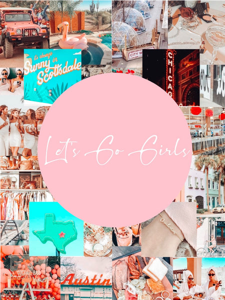 Bachelorette Party Destinations
