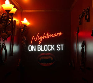 NIGHTMARE ON BLOCK STREET: Fayetteville, Arkansas's Ultimate Halloween Pop-Up Bar
