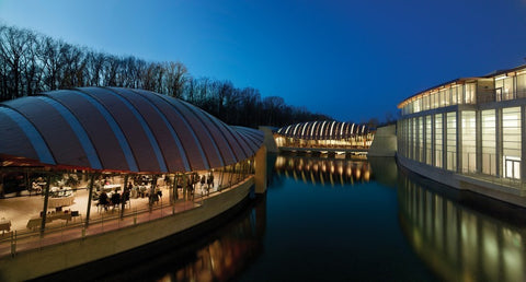 crystal bridges, art, culture, drinks, food, girls night out, dixie and dot, love, friends, fun, fabulous