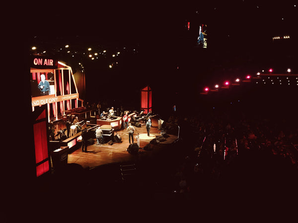 Grand Ole Opry - 2018 Nashville Bachelorette Party Guide - Dixie & Dot