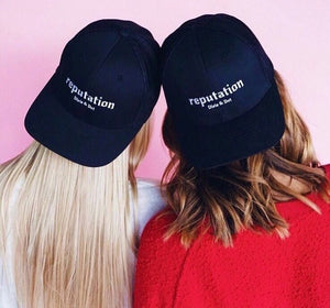 Reputation Ball Cap